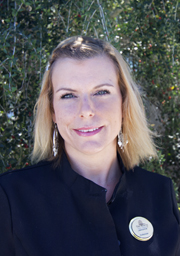 Jessica Richardson, Esthetician at The Ranch Fitness Center & Spa