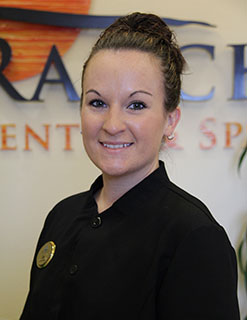 Kathleen Bushey, Hair Stylist at The Ranch Fitness Center & Spa.