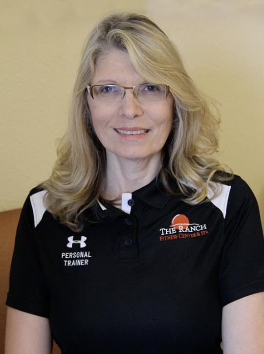 Kathleen Bushey, Hair Stylist at The Ranch Fitness Center & Spa.