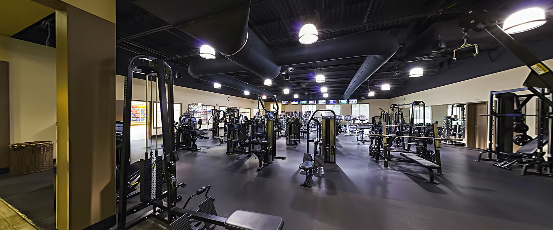 The ranch fitness center spa for Salon fitness
