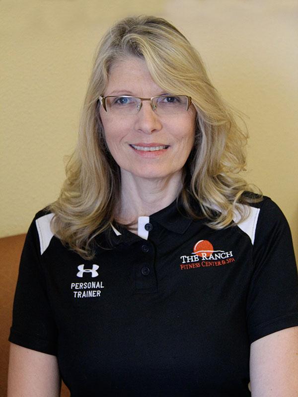Linda Denno at The Ranch Fitness Center & Spa