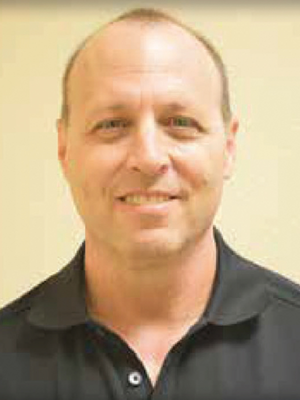 Doug Oxley, Trainer at The Ranch Fitness Center & Spa